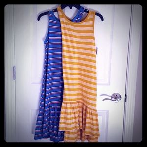 NWT OLD NAVY Girls 2 Pack Dress